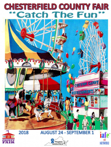 Chesterfield-County-Fair-Program-Cover